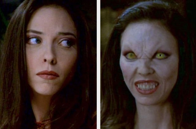 Scary Eyes-Most Dreadful Makeups