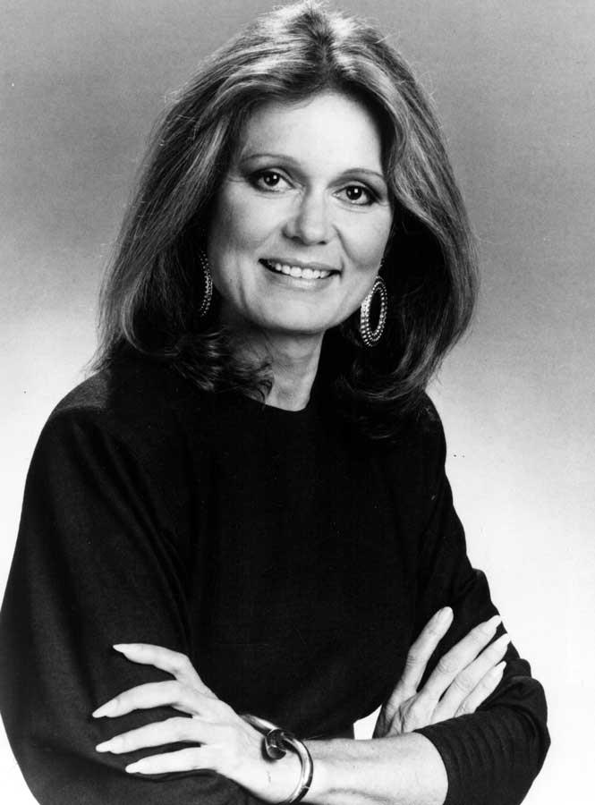Gloria Steinem-Celebs Who Had Abortion