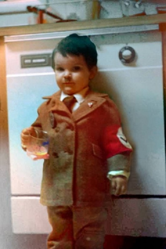 We Didn't See This Coming!-15 Disgusting Kids Halloween Costumes Ever