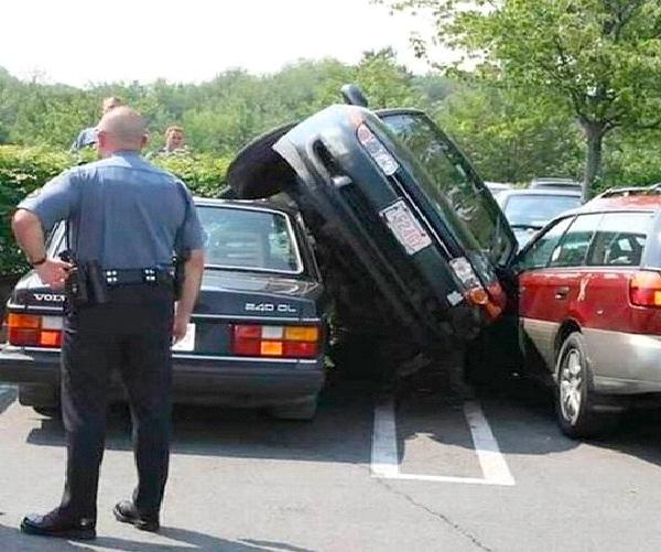 Between The Lines-Craziest Parkings Ever