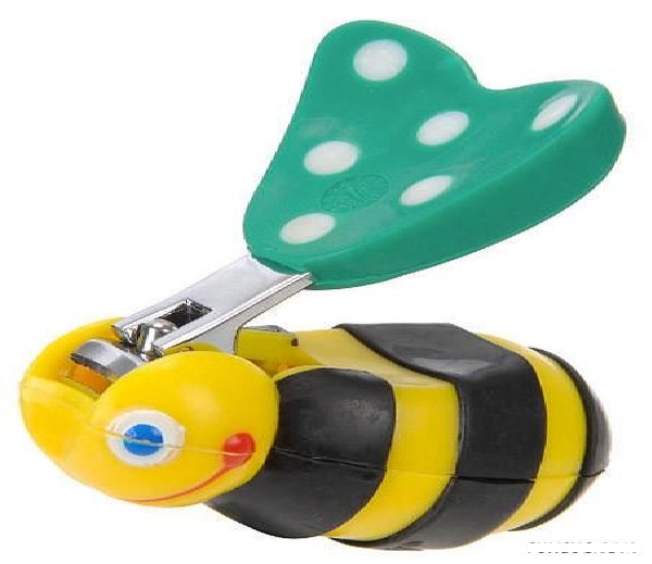 The Busy Bee Clippers-Coolest Nail Clippers