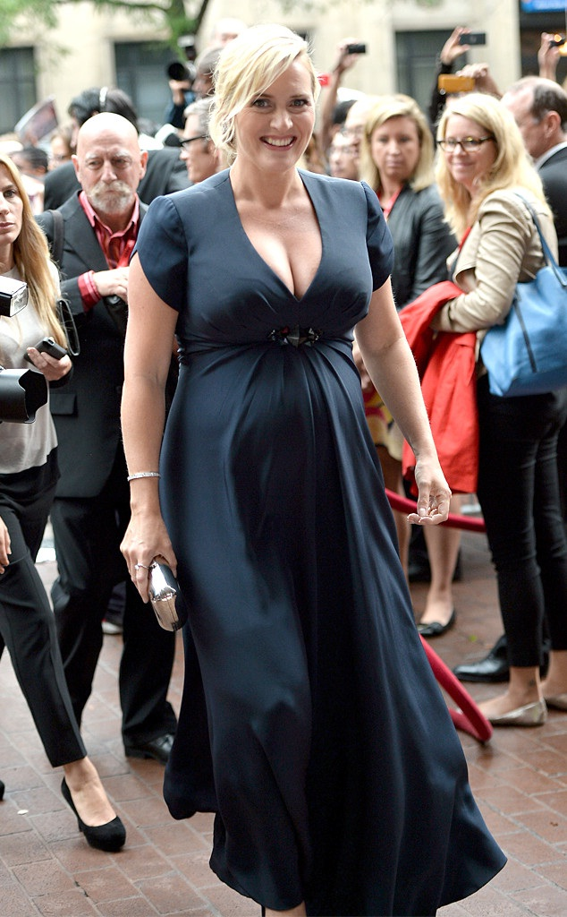 Kate Winslet-Celebrity Babies Born In 2013