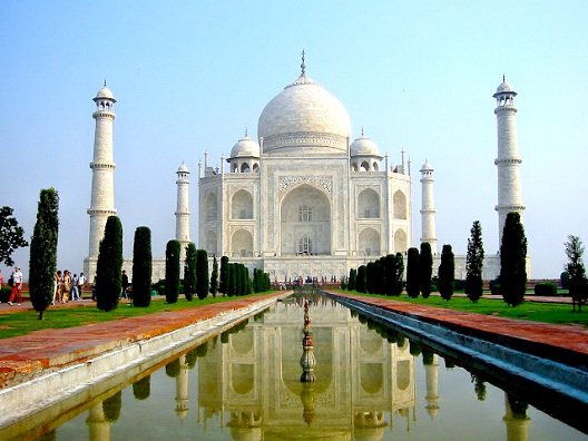 Taj Mahal-Most Beautiful Architectural Structures In The World