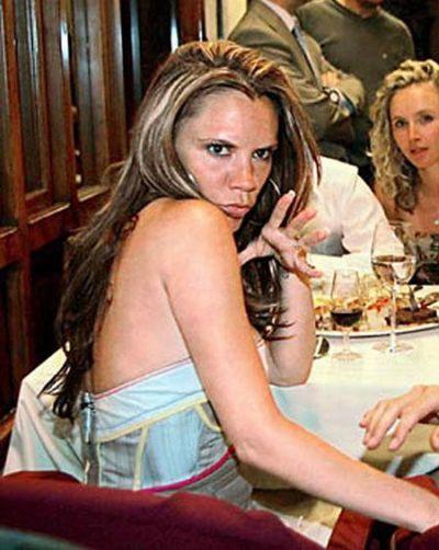 Posh Drunk-15 Celebrities Who Were Caught Drunk