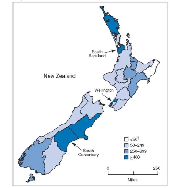 Least Populated Country-Cool Facts About New Zealand