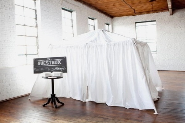 Guest box-Amazing Unique Wedding Ideas