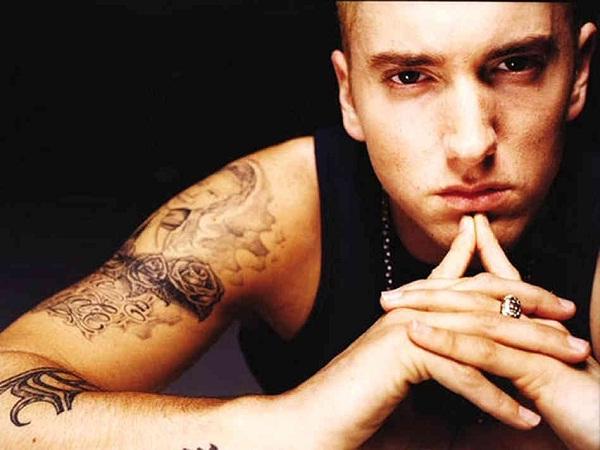 Eminem-Famous Rappers