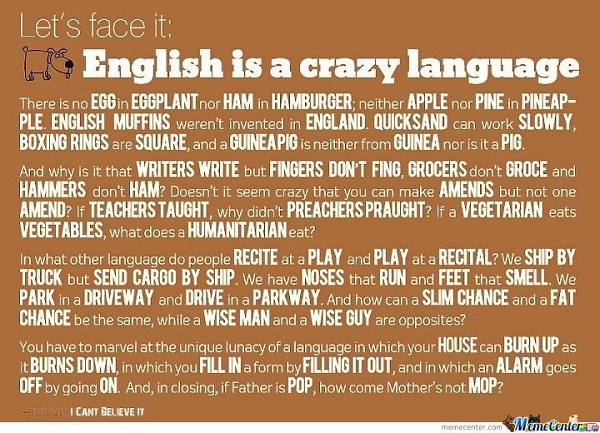 English-The Easiest Languages You Can Learn
