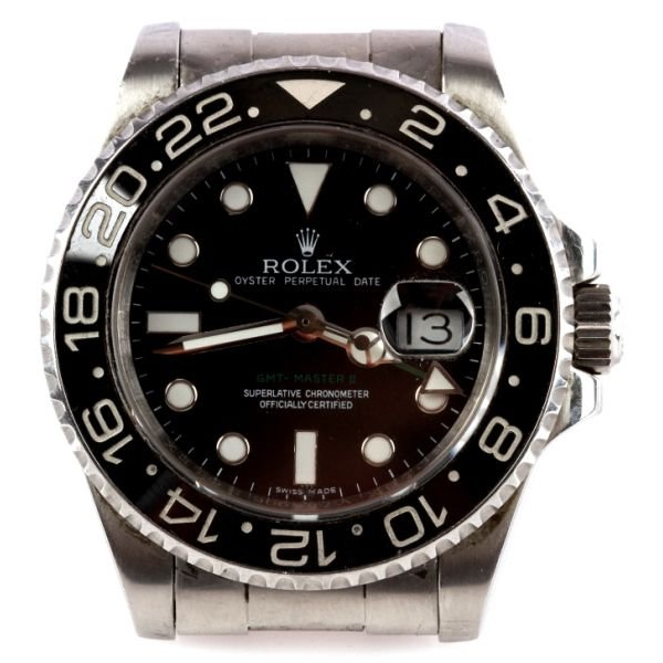 The face-How To Spot A Fake Rolex