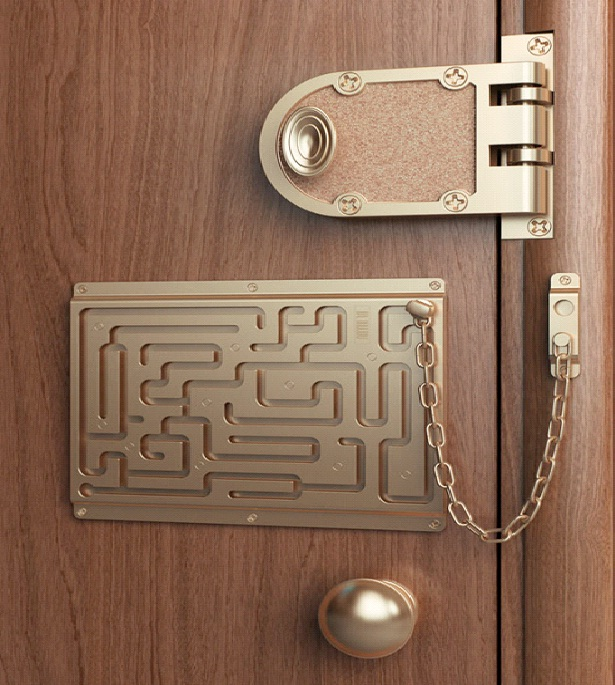 Lock It Up-Top Ways To Make Your House Theft Proof