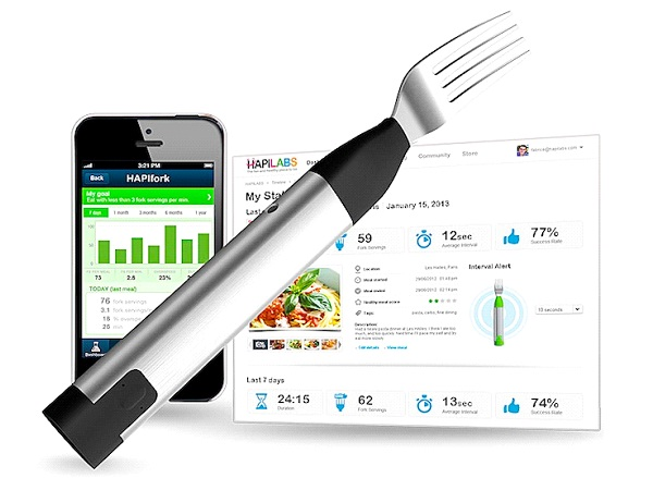HAPIfork USB Powered Fork-Coolest USB Accessories
