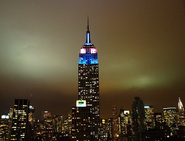Empire State Building-Best Places To Visit In New York