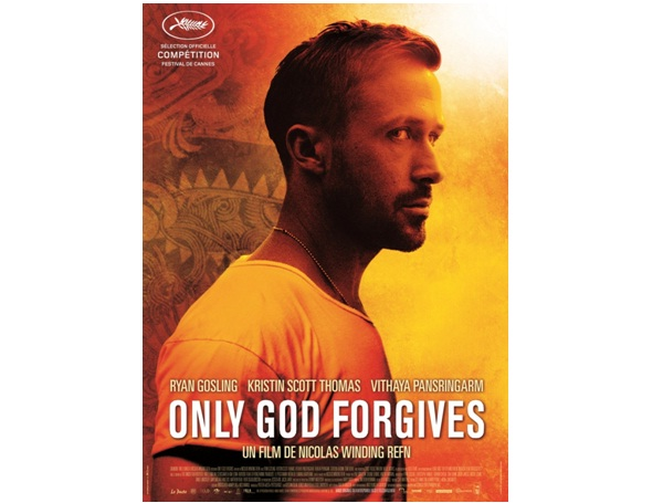 Only God Forgives Movie-Things You Didn't Know About Ryan Gosling