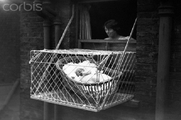 Baby cage-Worst Inventions Ever