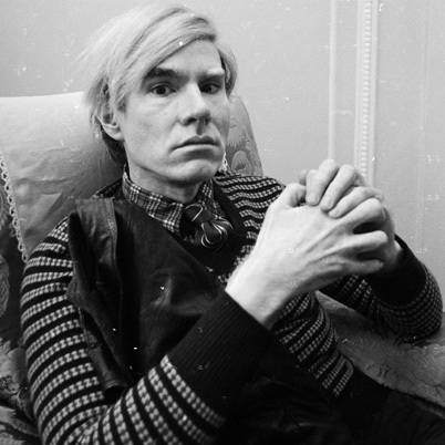 Andy Warhol-Autistic People Who Got Famous