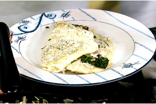 Egg White Omelet-Healthy Food Alternatives To Your Daily Food