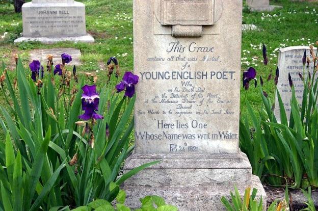 Resting Place for Poets-Unique Cemeteries