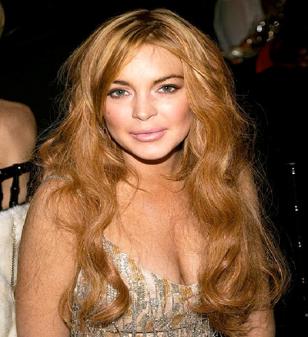 Lindsay Lohan-Celebs Who Didn't Get A Degree