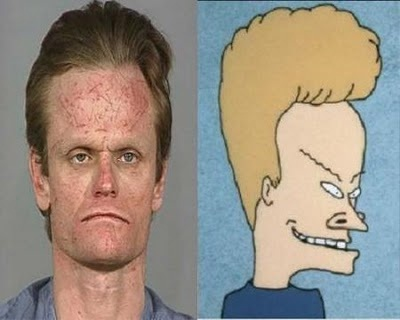 It really is uncanny-Cartoon Characters & Their Real Life Counterparts