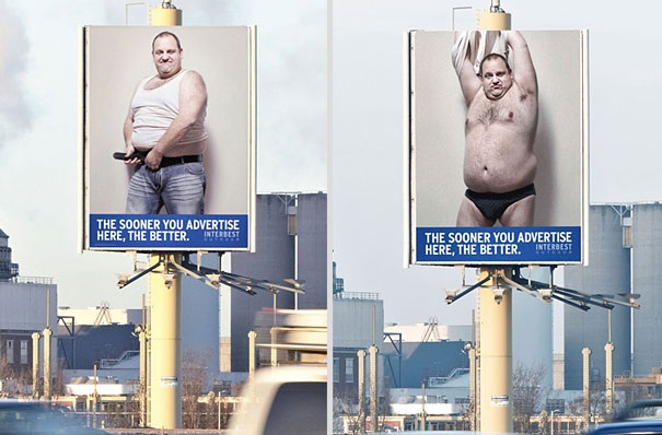 Full Monty-Most Creative Billboard Ads