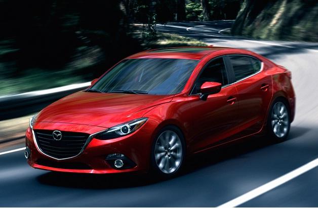 Mazda 3-Best Cars To Buy In 2014
