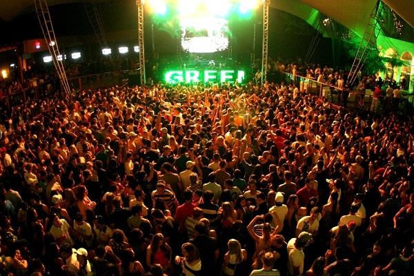 Green Valley-Hottest Nightclubs Around The World