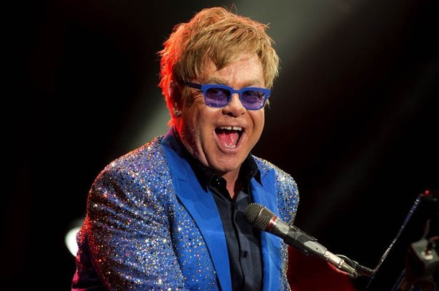 Elton John-12 Gay Male Celebs Who Were Once Married To Women