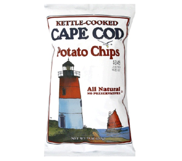 Cape Cod Potato Chips-Best Chips In The World