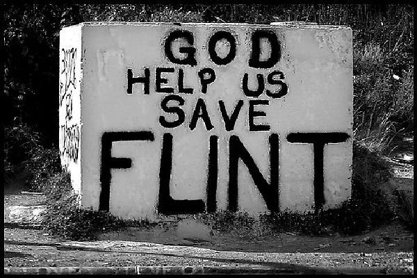Flint, Michigan-Most Dangerous Cities In America