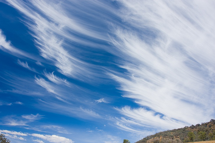 Cirrus-Different Types Of Clouds