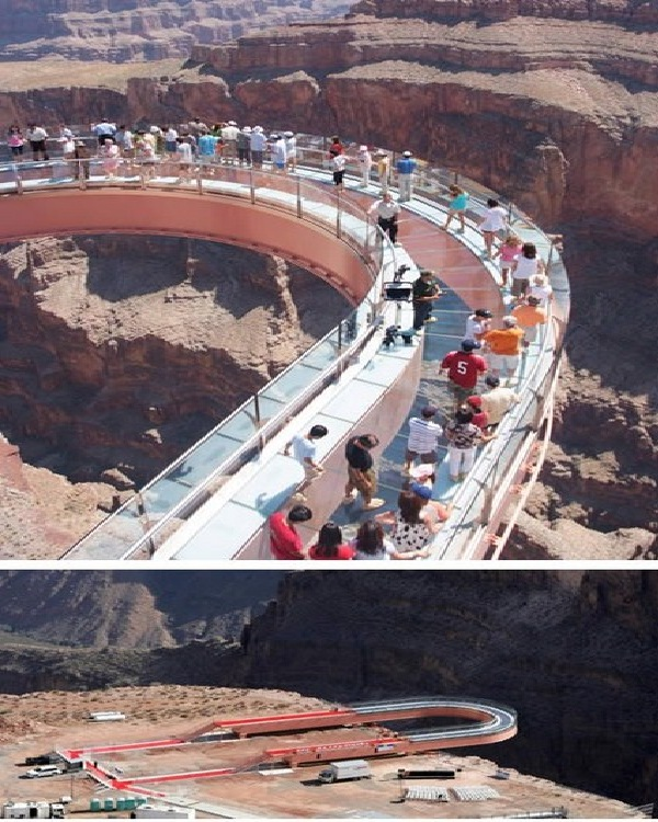 Grand Canyon-Breathtaking Viewing Platforms Around The World