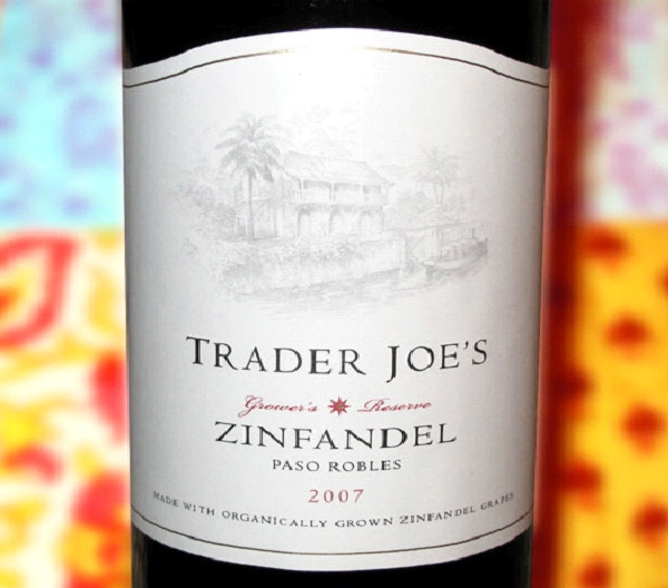 Zinfandel-Best Types Of Red Wine
