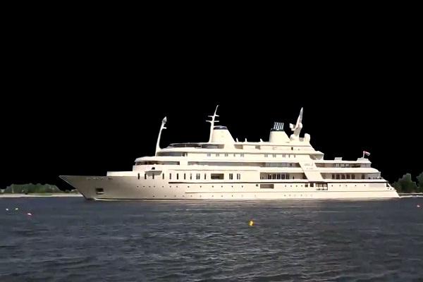 Al Said-Most Amazing Yachts