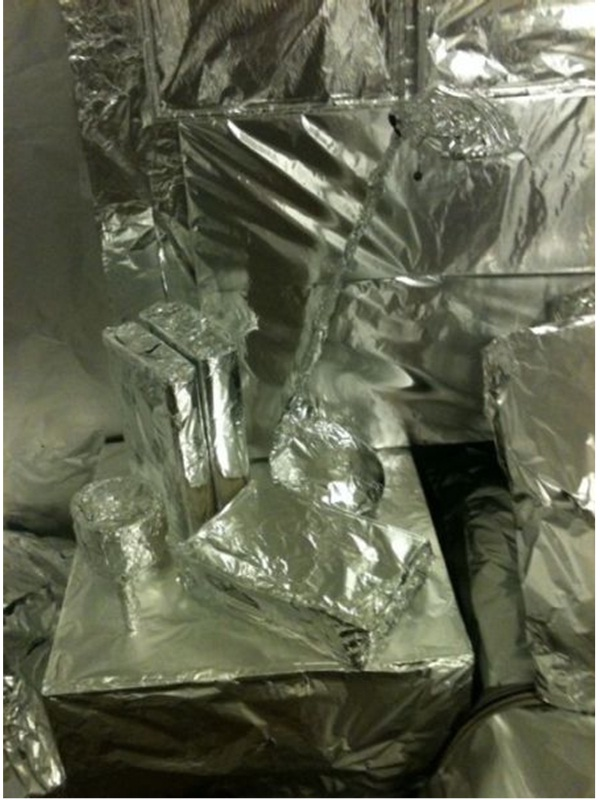Foil Blitz-Best Roomate Pranks