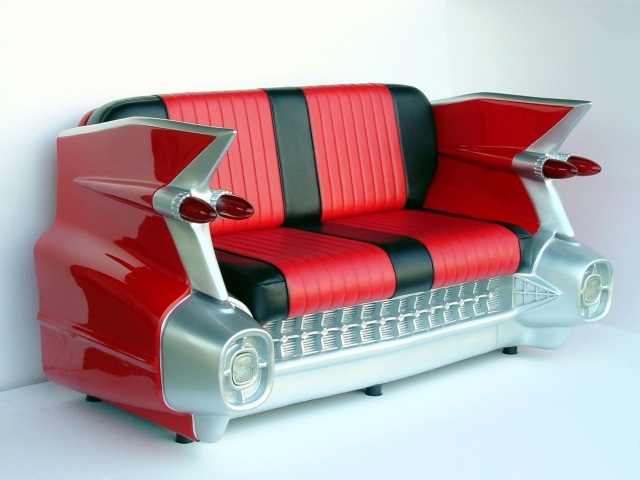 Cadillac-Most Awesome Couches