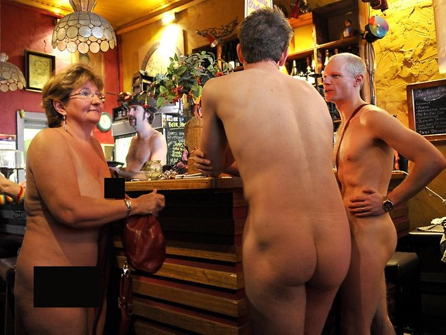 Reserve a Sausage-12 Bizarre Naked Events Ever