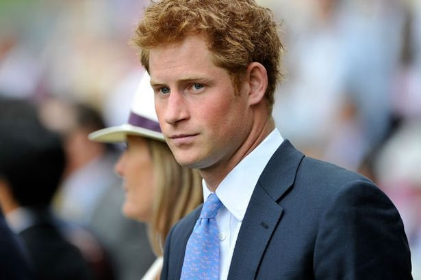 Prince Harry-Celebrities Who Are Real Life Heroes
