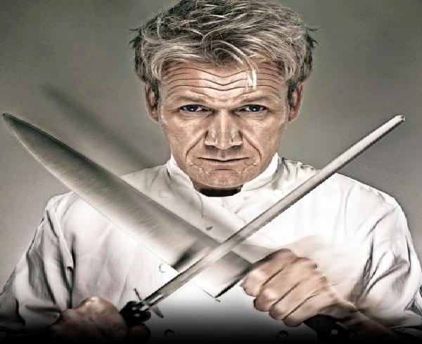 Gordon Ramsey-Best Chefs In The World