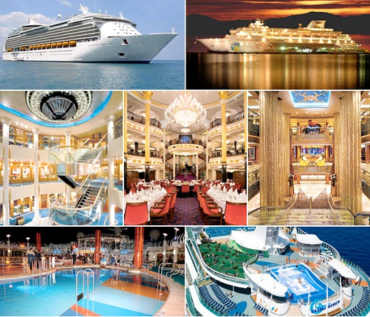 Royal Caribbean International-Best Cruise Lines To Travel