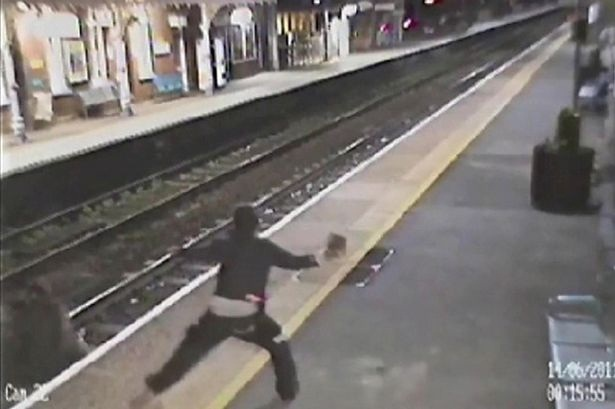 British Teen Throws a Brick at His Victim-Shocking Moments Caught On Camera