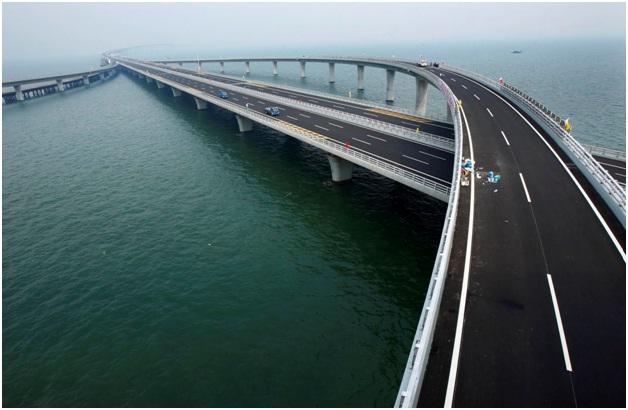 Danyang-Kunshan Grand Bridge-Longest Bridges In The World