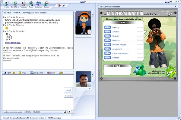 MSN-Best Text Chat Sites