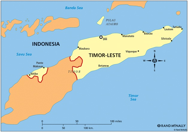 Timor Leste-Countries With The Lowest Income Taxes