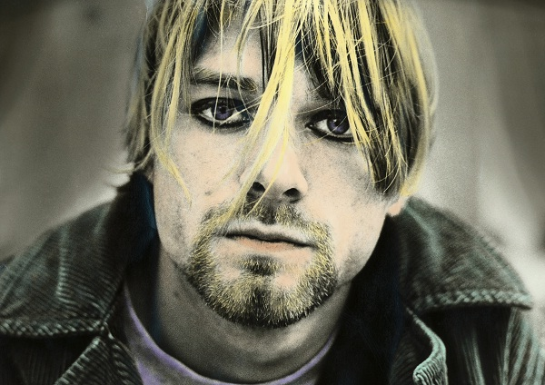 Kurt Cobain-Rock Stars Who Were Drug Addicts