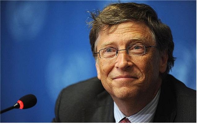 Bill Gates - Microsoft-Famous Scorpios