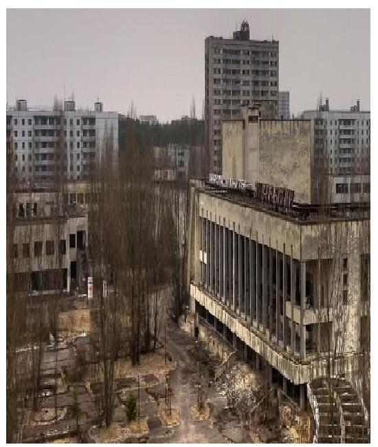 Pripyat-Most Abandoned Places In The World