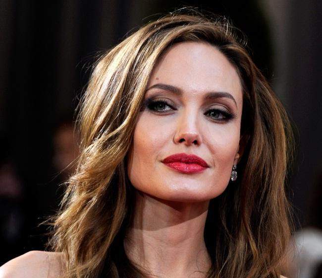 Angelina Jolie-Celebrities Who Were Born Rich