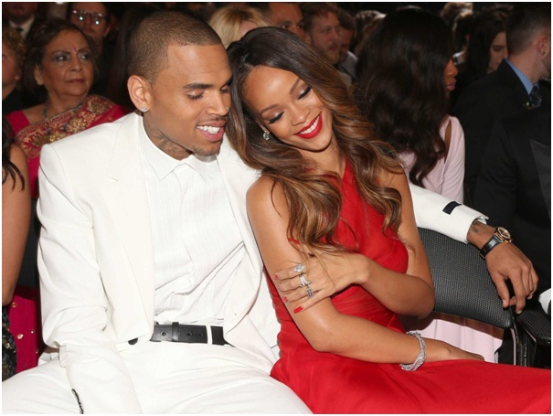 If Chris Brown and Rihanna Got Married-News Stories That Would Break The Internet If True
