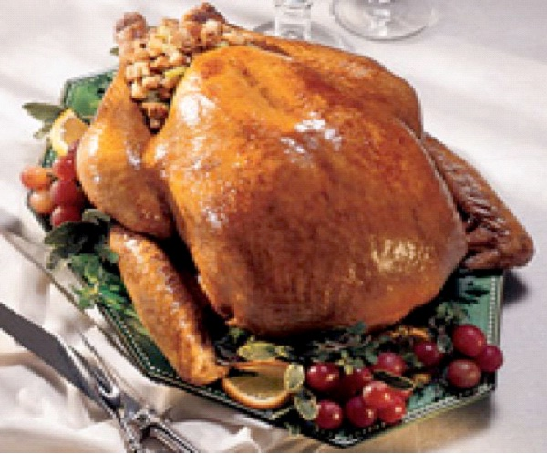 Turkey and Stuffing-Christmas Recipes