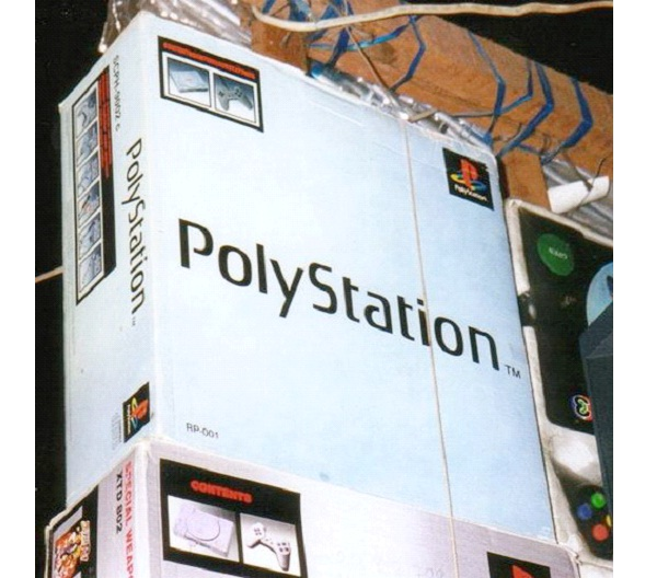 Polystation-Chinese Fake Brands And Copycats